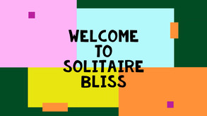 Solitaire Bliss Collection video