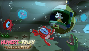 Rupert and Riley Shipwrecked video