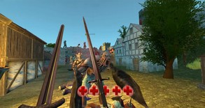 SurviVR - Castle Defender video