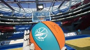 VTB Basketball League VR video