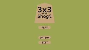 3x3 mini-Shogi video