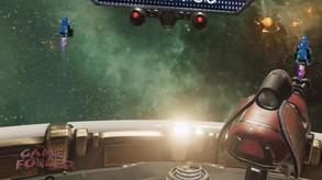 Aliens Attack VR video