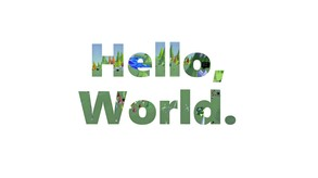 Hello, World. video