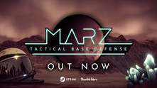 MarZ: Tactical Base Defense video