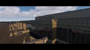 X-Plane 11 - Add-on: Aerosoft - Airport Manchester (DLC) video