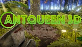 AntQueen 3D video