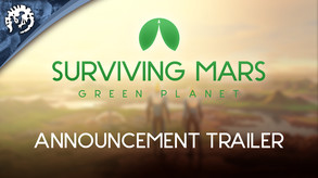 Surviving Mars: Green Planet (DLC) video