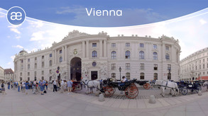 Vienna | VR Travel | 360° Video | 8K/2D