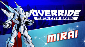 Override: Mech City Brawl - Mirai DLC video
