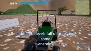 Lawnmower Game 4: The Final Cut video