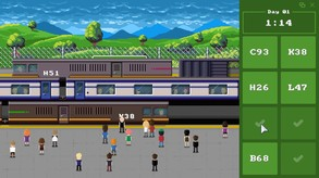 Trainspotting Simulator video