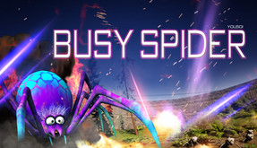 busy spider video