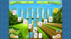 Strike Solitaire video