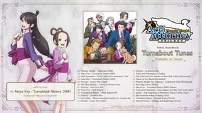 Phoenix Wright: Ace Attorney Trilogy - Turnabout Tunes / 逆転裁判123 成歩堂セレクション - 逆転裁判 メモリアルセレクション (DLC) video