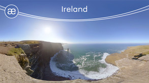 Ireland   VR Nature Experience   360° Video   6K/2D