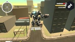 Muscle Car Robot video