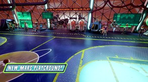 NBA 2K Playgrounds 2 April Update Multi-Rating
