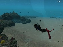 Dive with Sylvia VR video