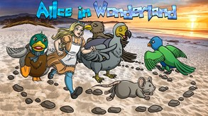 BRG's Alice in Wonderland Visual Novel video