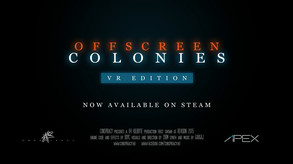 Offscreen Colonies: VR Edition video