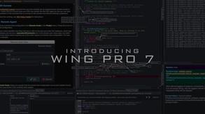 Wing Pro 7 video