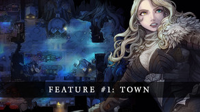 Vambrace: Cold Soul - Feature #1: Town