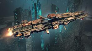 "Star Conflict: Empire destroyer ""Invincible"" (DLC) video"