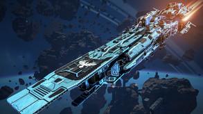 Star Conflict - Empire destroyer Vigilant (DLC) video