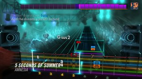 Rocksmith® 2014 Edition – Remastered – 5 Seconds of Summer Song Pack (DLC) video