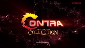 Contra Anniversary Collection video