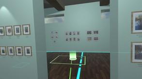 VR Art Gallery: Alexandra Buckle video
