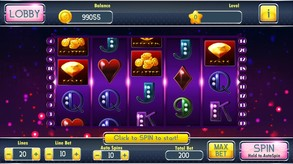 Vegas Slot video