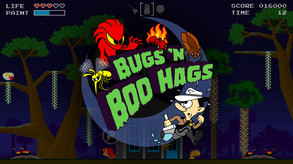Bugs 'N Boo Hags video