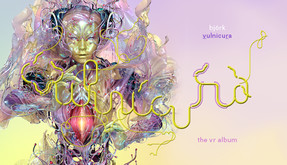 Björk Vulnicura Virtual Reality Album
