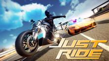 Just Ride: Apparent Horizon video