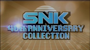 SNK 40th ANNIVERSARY COLLECTION video