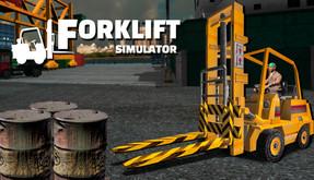 Forklift: Simulator video