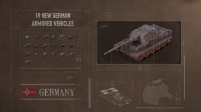 Hearts of Iron IV: Axis Armor Pack (DLC) video