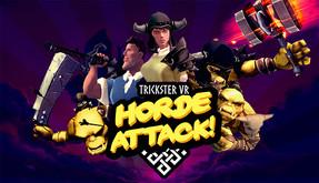 Trickster VR: Horde Attack! video
