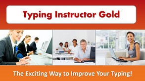 Typing Instructor Gold video