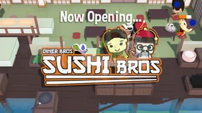 Diner Bros - Sushi Bros (DLC) video