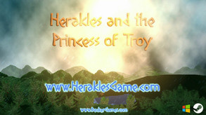 Herakles and the Princess of Troy video