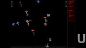 Aliens and Umbrellas video