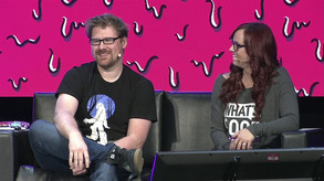 Justin Roiland Plays Trover Saves the Universe