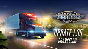 ATS update 1.35