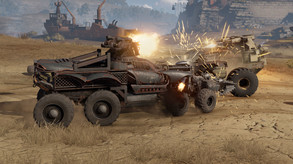 Crossout - Horsemen of Apocalypse: Famine (DLC) video