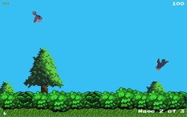8bit Pigeon Hunter video