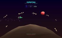 Rocket Boy video