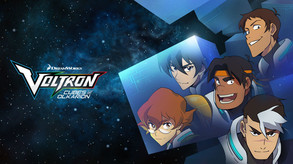 Voltron: Cubes of Olkarion video