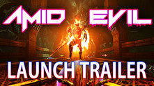 AMID EVIL video